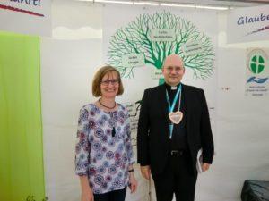 Besuch von Bischof Dieser
