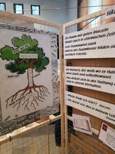 Stationsbeispiel Ausstellung - Foto: WeG-Initiative/privat